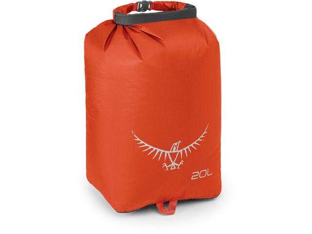Osprey Ultralight DrySack 20, naranja